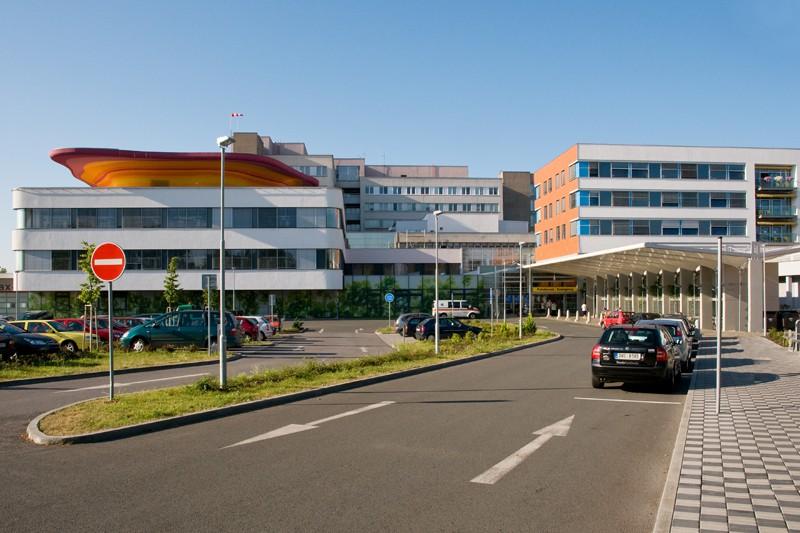 Reference klienta – FN Hradec Králové