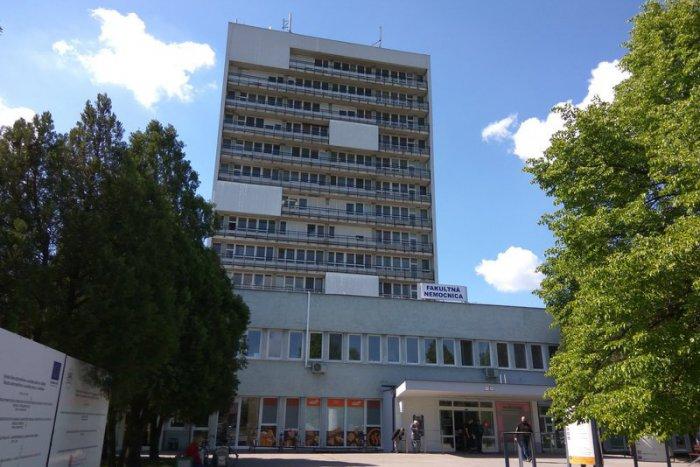 Fakultná nemocnica s poliklinikou Nové Zámky – reference klienta